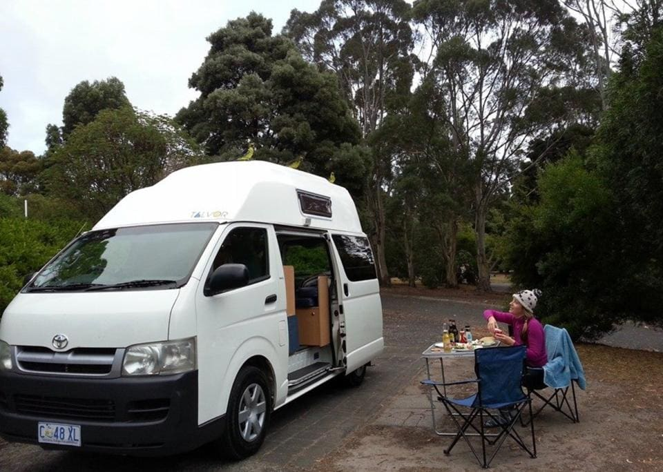 GoCheap HI Top 2 Berth Campervan Australia