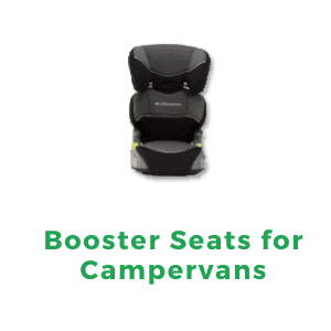Booster Seats for Campervans