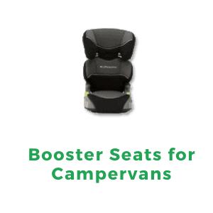 Booster Seats for Campervans